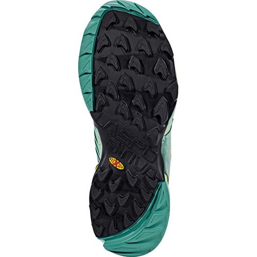 La Sportiva Akasha - Chaussures running Femme - turquoise Authentique Pas Cher En Ligne Qualité En Ligne Pas Cher kWX3P